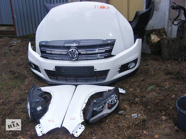 бу Деталі кузова Легковой Volkswagen Tiguan в Киеве