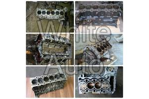 б/у Блок двигателя BMW 735