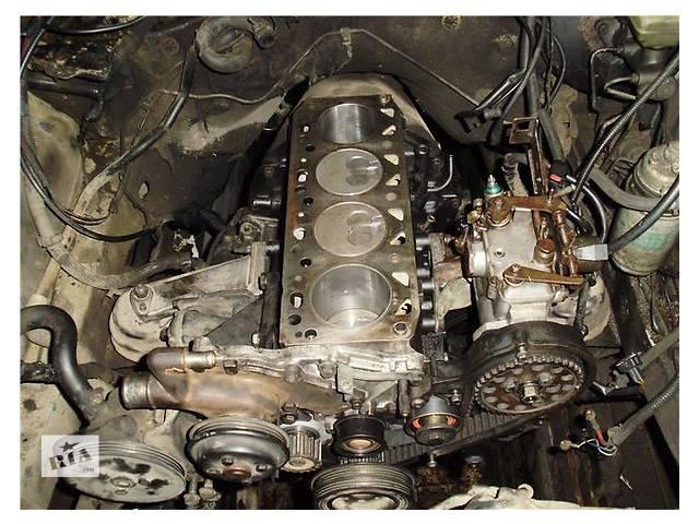 Детали двигателя Блок двигателя Ford Fiesta 1.8 D- объявление о продаже  в Ужгороде