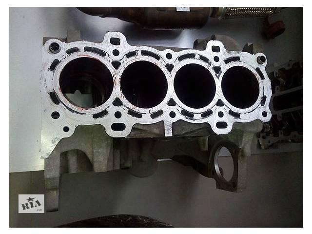 бу Детали двигателя Блок двигателя Ford Focus 1.4 в Ужгороде