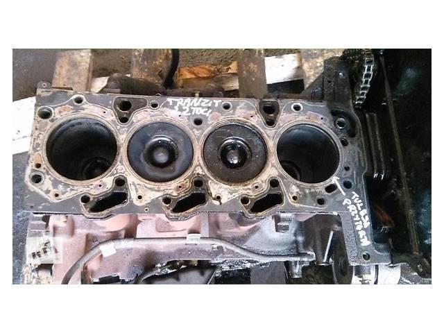 бу Детали двигателя Блок двигателя Ford Transit 2.2 TDCi в Ужгороде