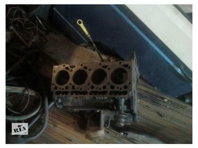 продам Детали двигателя Блок двигателя Ford Transit 2.5 D бу в Ужгороде