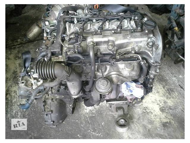 бу Детали двигателя Блок двигателя Honda Civic 2.2 CDTi в Ужгороде