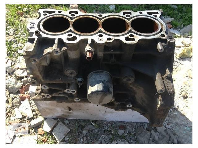 бу Детали двигателя Блок двигателя Honda CR-V 1.6 в Ужгороде