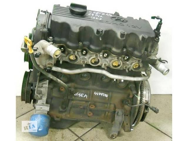 бу Детали двигателя Блок двигателя Hyundai Getz 1.3 в Ужгороде