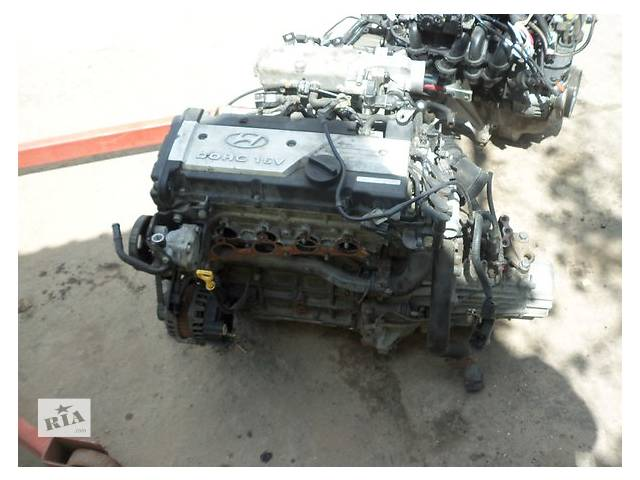 продам Детали двигателя Блок двигателя Hyundai Getz 1.4 бу в Ужгороде