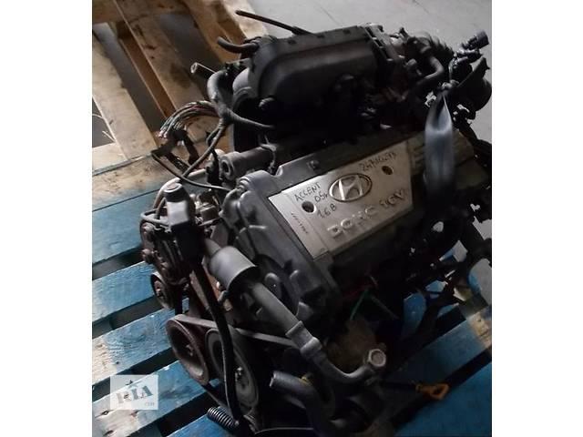 Детали двигателя Блок двигателя Hyundai Getz 1.6- объявление о продаже  в Ужгороде