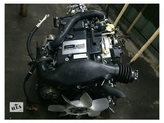 бу Детали двигателя Блок двигателя Isuzu Trooper 3.0 в Ужгороде