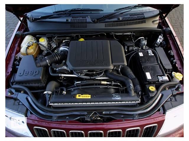 бу Детали двигателя Блок двигателя Jeep Grand Cherokee 3.1 CRD в Ужгороде
