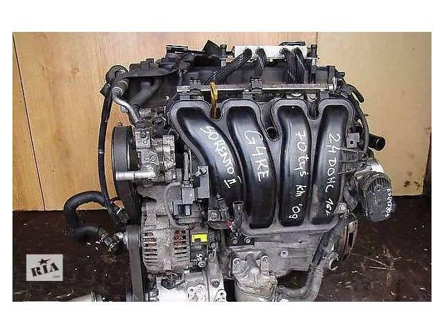 купить бу Детали двигателя Блок двигателя KIA Sorento 2.4 в Ужгороде