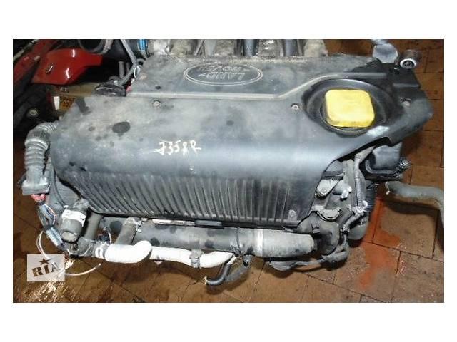 купить бу Детали двигателя Блок двигателя Land Rover Discovery 2.0 в Ужгороде