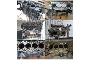 б/у Блок двигателя Mazda 626