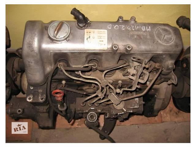 купить бу Детали двигателя Блок двигателя Mercedes 123 2.0 в Ужгороде