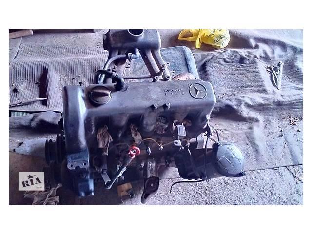 продам Детали двигателя Блок двигателя Mercedes 123 2.4 D бу в Ужгороде