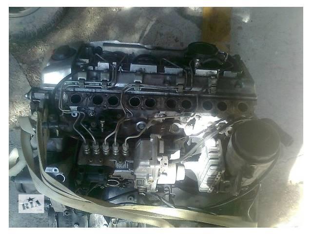Детали двигателя Блок двигателя Mercedes C-Class 2.5 TD- объявление о продаже  в Ужгороде