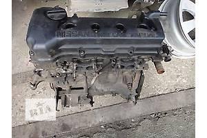 б/у Блок двигателя Nissan Sunny