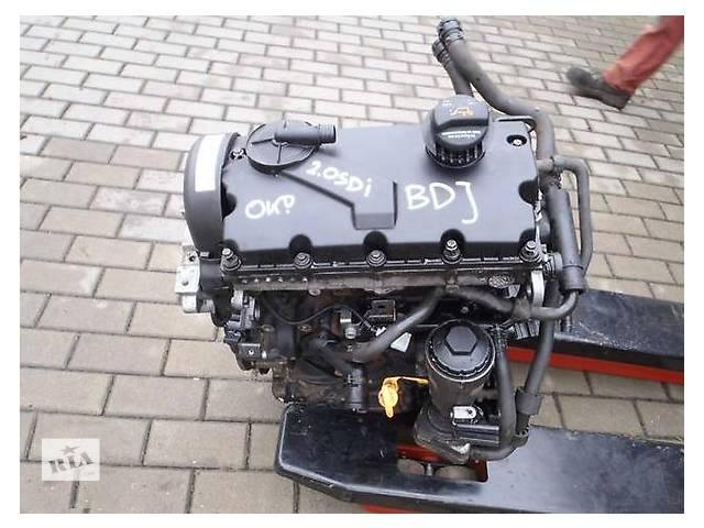 купить бу Детали двигателя Блок двигателя Volkswagen Caddy 2.0 SDI в Ужгороде