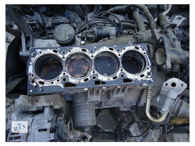 купить бу Детали двигателя Блок двигателя Volkswagen Golf II 1.4 в Ужгороде