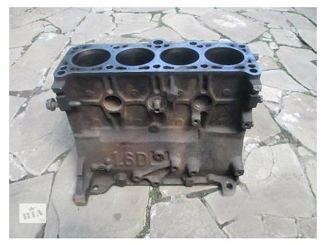 купить бу Детали двигателя Блок двигателя Volkswagen Golf II 1.6 TD в Ужгороде