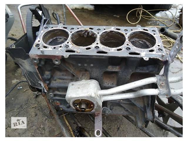 Детали двигателя Блок двигателя Volkswagen Golf II 1.6- объявление о продаже  в Ужгороде