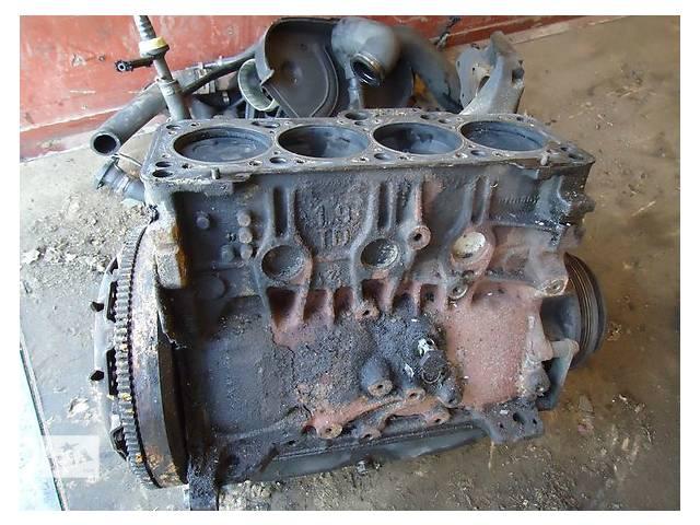 Детали двигателя Блок двигателя Volkswagen Golf IIІ 1.9 TDi- объявление о продаже  в Ужгороде