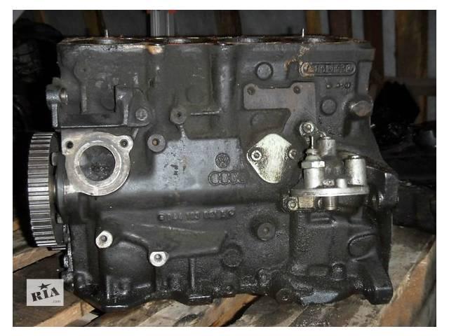 Детали двигателя Блок двигателя Volkswagen Passat 1.9 TD- объявление о продаже  в Ужгороде