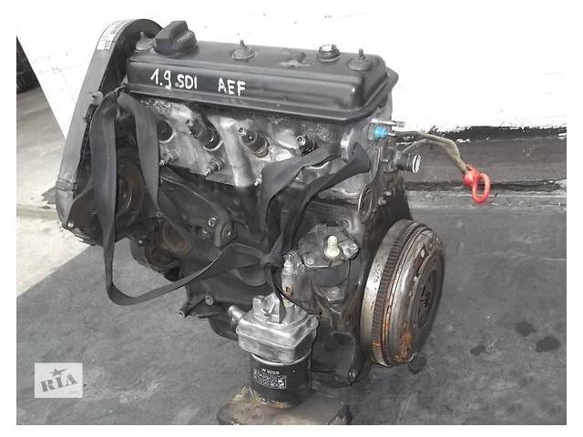 бу Детали двигателя Блок двигателя Volkswagen Polo 1.9 SDI в Ужгороде