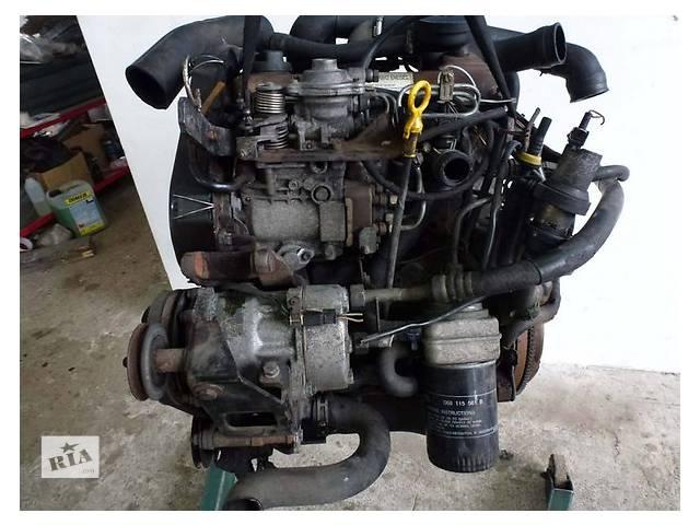 Детали двигателя Блок двигателя Volkswagen T2 (Transporter) 1.7 D- объявление о продаже  в Ужгороде