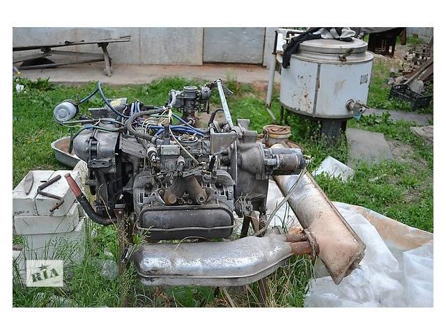 купить бу Детали двигателя Блок двигателя Volkswagen T2 (Transporter) 1.9 D в Ужгороде