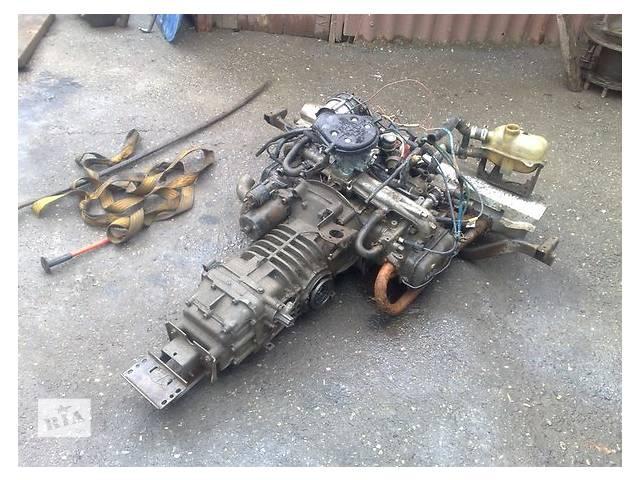 купить бу Детали двигателя Блок двигателя Volkswagen T3 (Transporter) 1.9 D в Ужгороде
