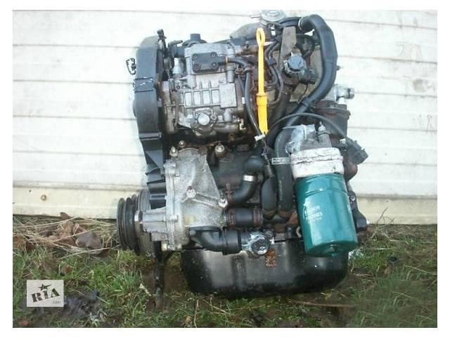 бу Детали двигателя Блок двигателя Volkswagen Vento 1.9 TDi в Ужгороде