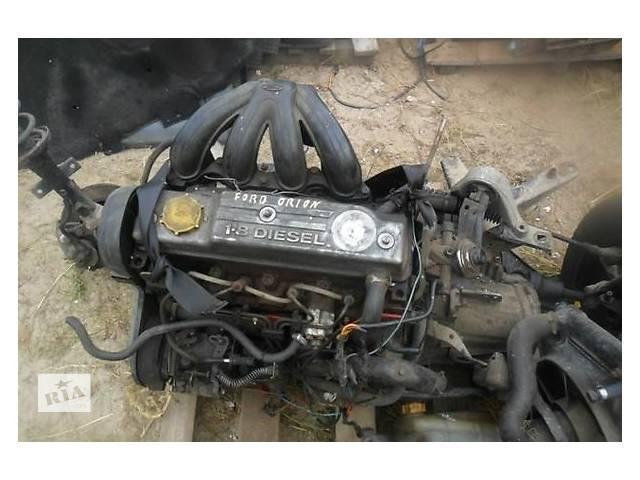 продам Детали двигателя Двигатель Ford Orion 1.8 D бу в Ужгороде