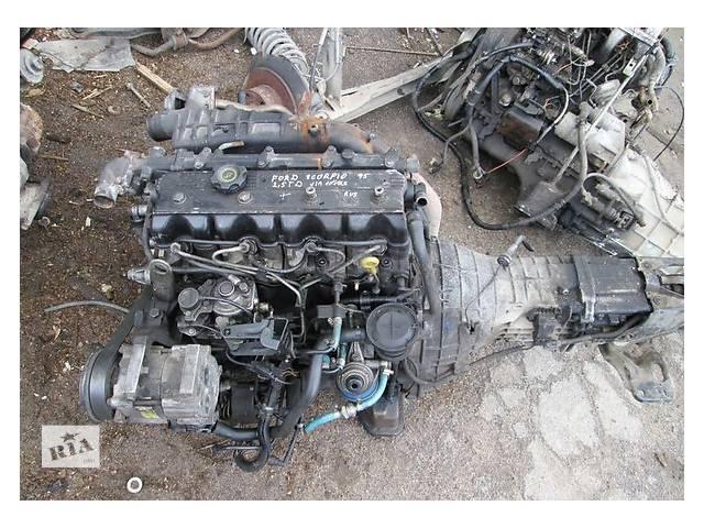 продам Детали двигателя Двигатель Ford Scorpio 2.5 D бу в Ужгороде