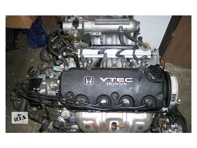 бу Детали двигателя Двигатель Honda Accord 1.6 в Ужгороде