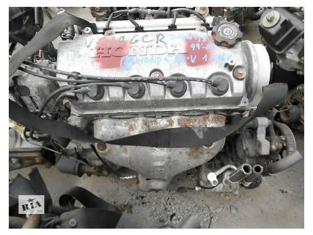 бу Детали двигателя Двигатель Honda CR-V 1.6 в Ужгороде
