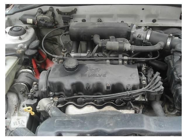 бу Детали двигателя Двигатель Hyundai Accent 1.3 в Ужгороде