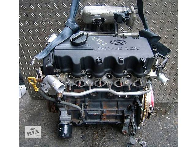бу Детали двигателя Двигатель Hyundai Getz 1.3 в Ужгороде