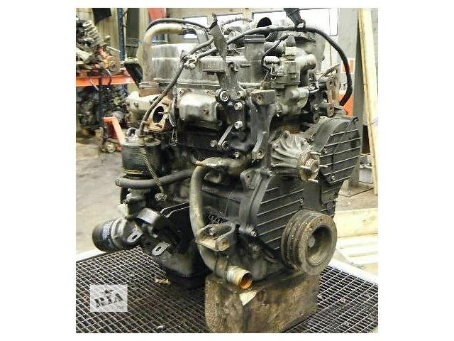 бу Детали двигателя Двигатель Isuzu Trooper 2.2 D в Ужгороде