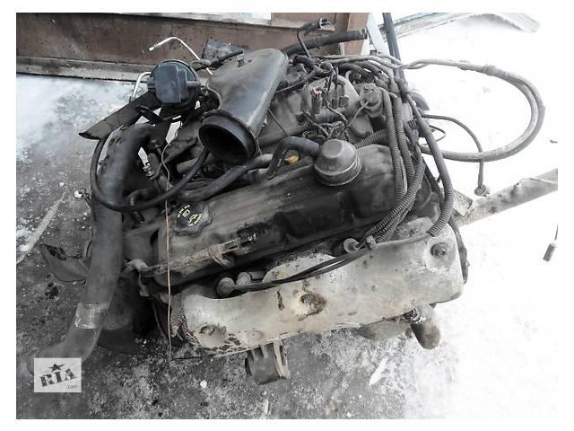 бу Детали двигателя Двигатель Jeep Grand Cherokee 5.2 в Ужгороде