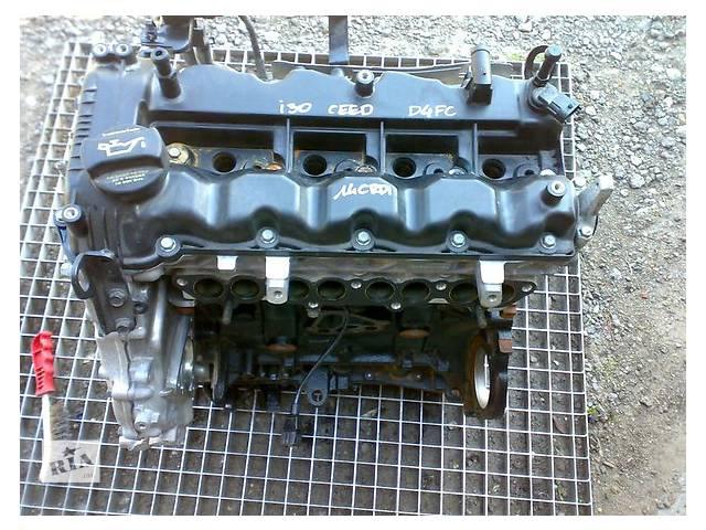 Детали двигателя Двигатель KIA Ceed 1.4 CRDi- объявление о продаже  в Ужгороде