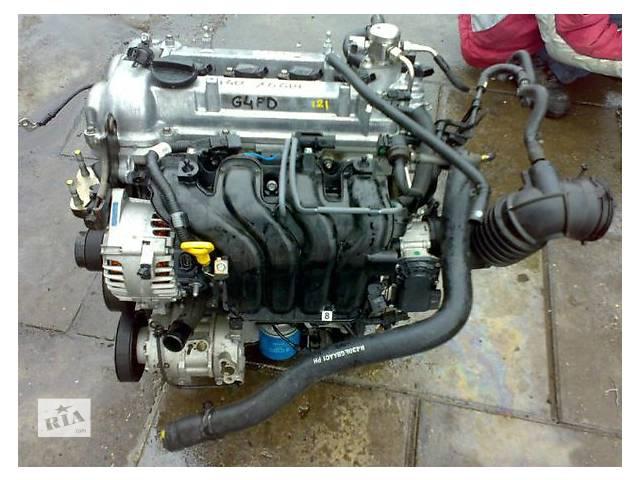 Детали двигателя Двигатель KIA Ceed 1.6- объявление о продаже  в Ужгороде
