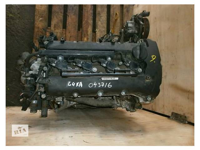 бу Детали двигателя Двигатель KIA Magentis 2.0 в Ужгороде