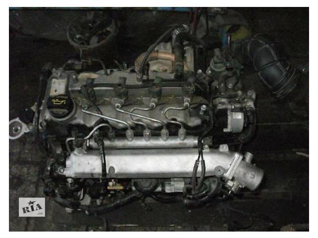 бу Детали двигателя Двигатель KIA Rio 1.5 CRDi в Ужгороде
