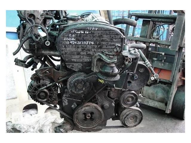 Детали двигателя Двигатель KIA Sorento 2.4- объявление о продаже  в Ужгороде