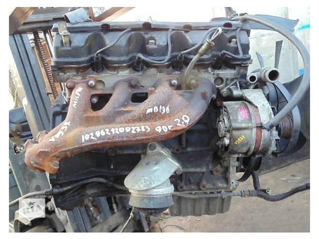 продам Детали двигателя Двигатель Mercedes 190 2.0 бу в Ужгороде