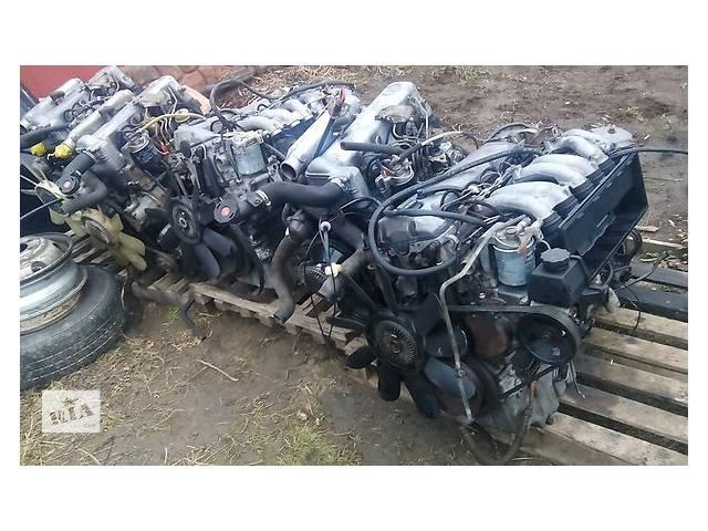 Детали двигателя Двигатель Mercedes 190 2.5 TD- объявление о продаже  в Ужгороде
