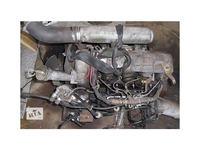 купить бу Детали двигателя Двигатель Mercedes 207 2.4 D в Ужгороде