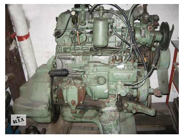 продам Детали двигателя Двигатель Mercedes 609 4.0 TD бу в Ужгороде