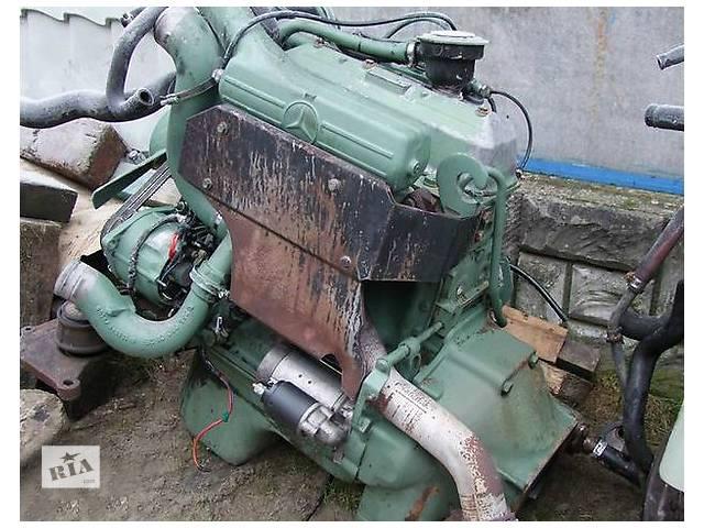 продам Детали двигателя Двигатель Mercedes 711 4.0 D бу в Ужгороде