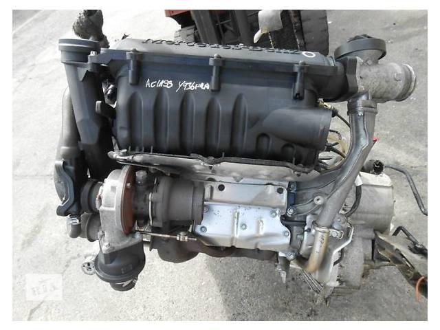 бу Детали двигателя Двигатель Mercedes A 170 1.7 D в Ужгороде